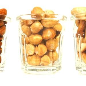Fruits secs torréfiés Sans sel