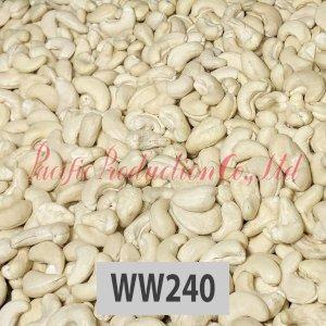 Vietnamese Cashewnut Kernels WW240