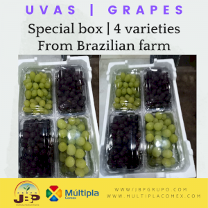 Grapes | Uvas