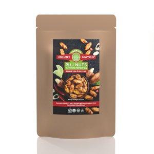 Noix de Pili Premium au Chiang Mai : Piments Rouges et Citron Vert