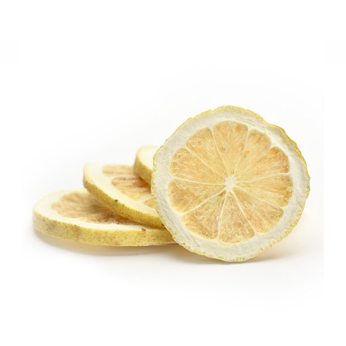 Dehydrated Lemon