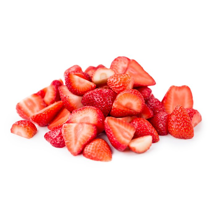 Strawberry Pieces