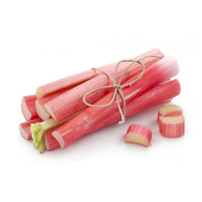 Rhubarbe Bâtonnets