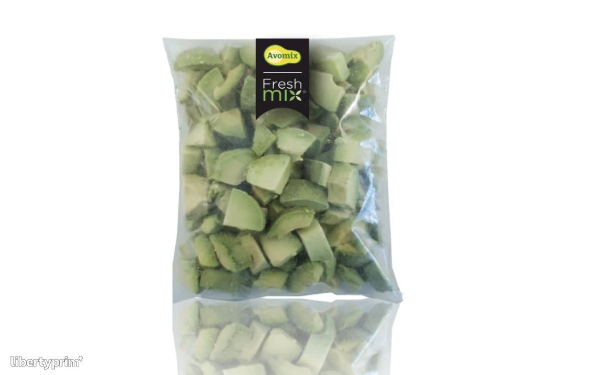 Avocado Cubes Spain Processor - AVOMIX | Libertyprim