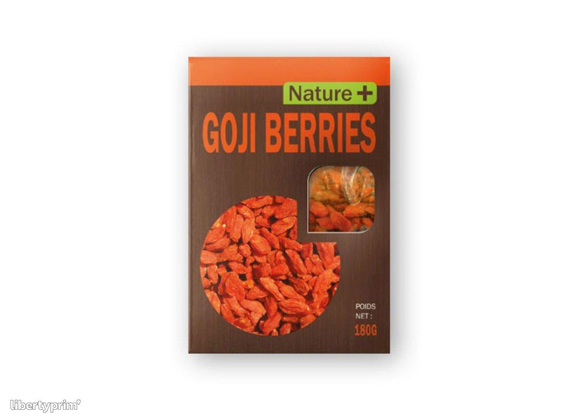 Dried Goji Berries Sales Office - roro | Libertyprim