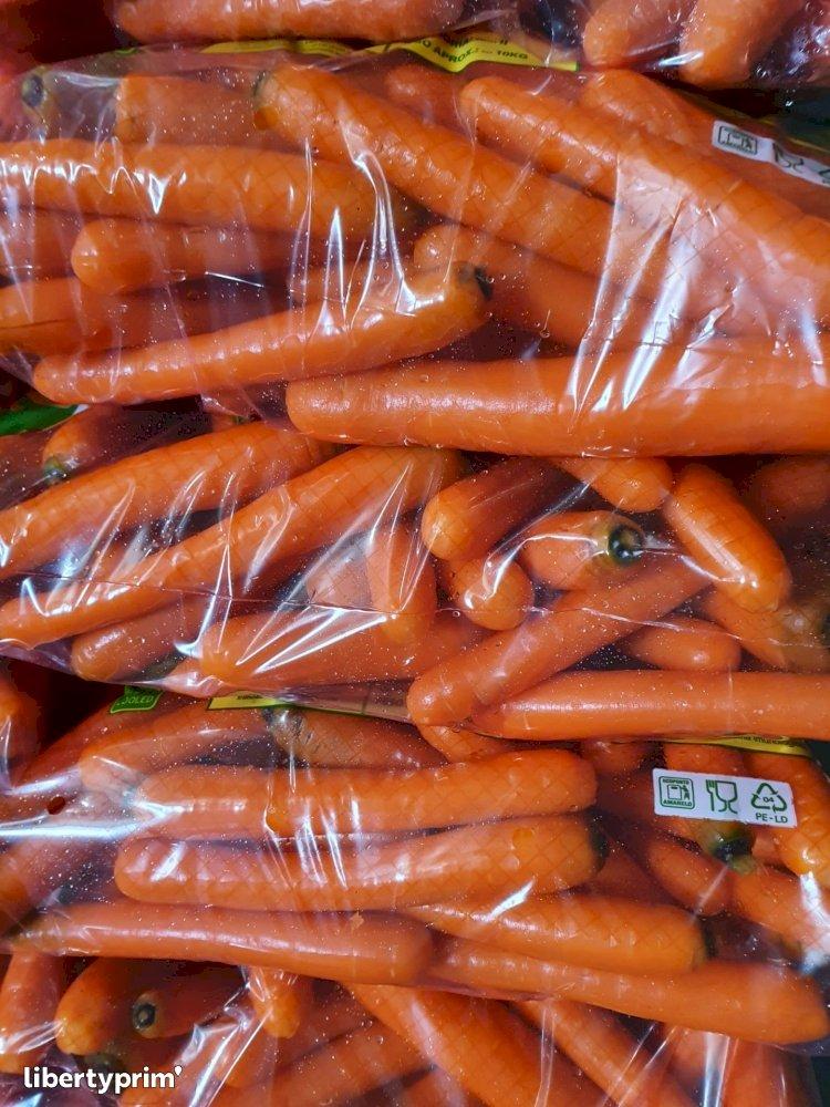 Carrot Class 1 Portugal Import/export - OUI-FRESH | Libertyprim