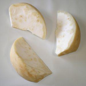 Celery Kohlrabi