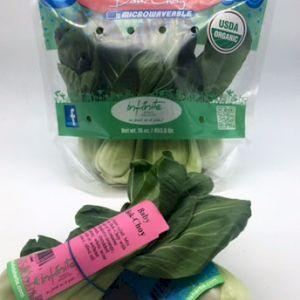 Cabbage Bok Choi