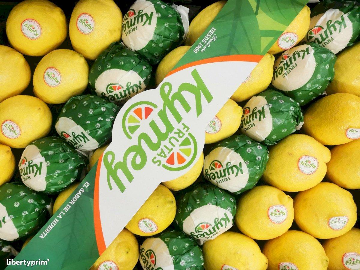 Citron Primofiore Catégorie 1 Espagne Distributeur - guillem66 | Libertyprim