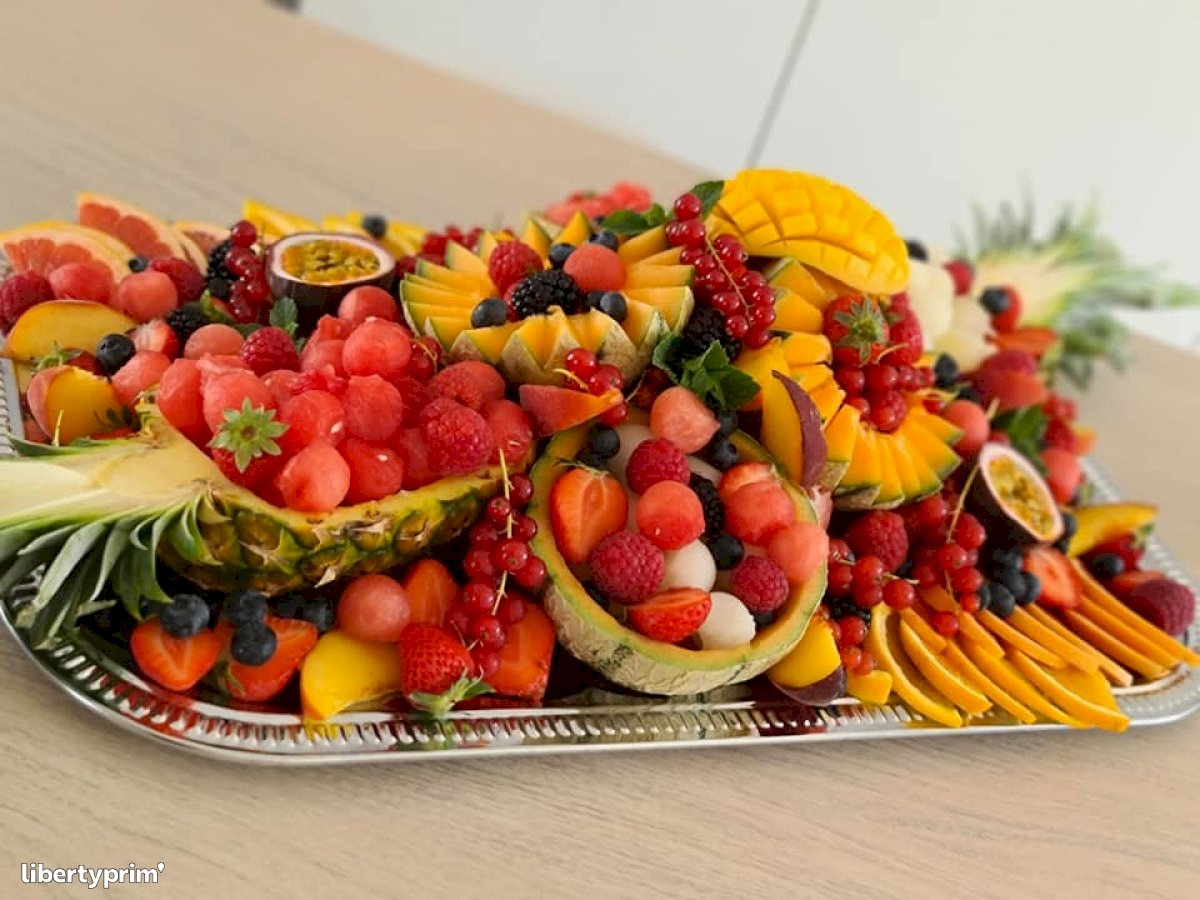 Fruit Basket France Wholesaler - CREATIONS-PRIMEUR | Libertyprim