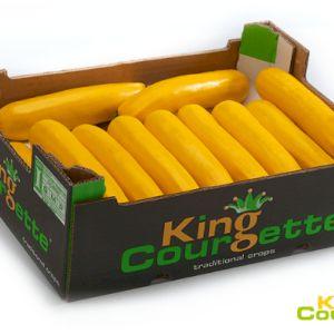 Zucchini Long Yellow
