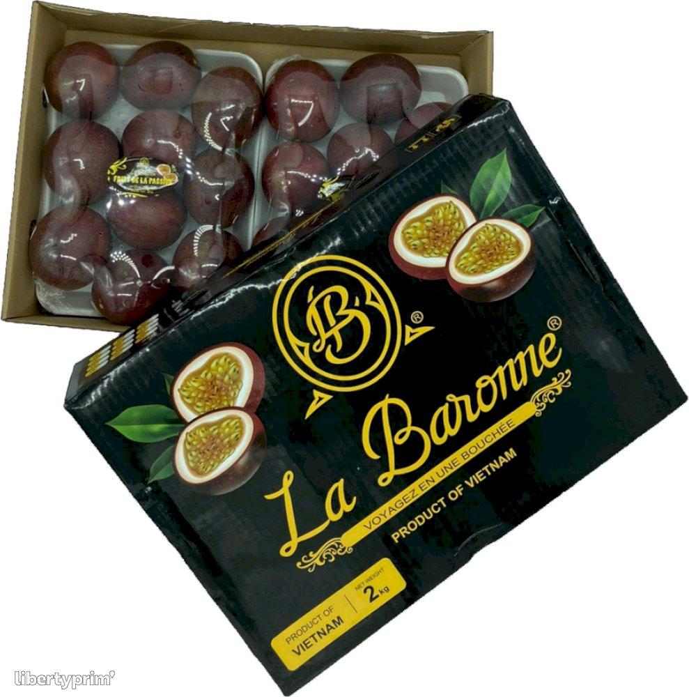 Passion Fruit Vietnam Importer - LA-BARONNE | Libertyprim