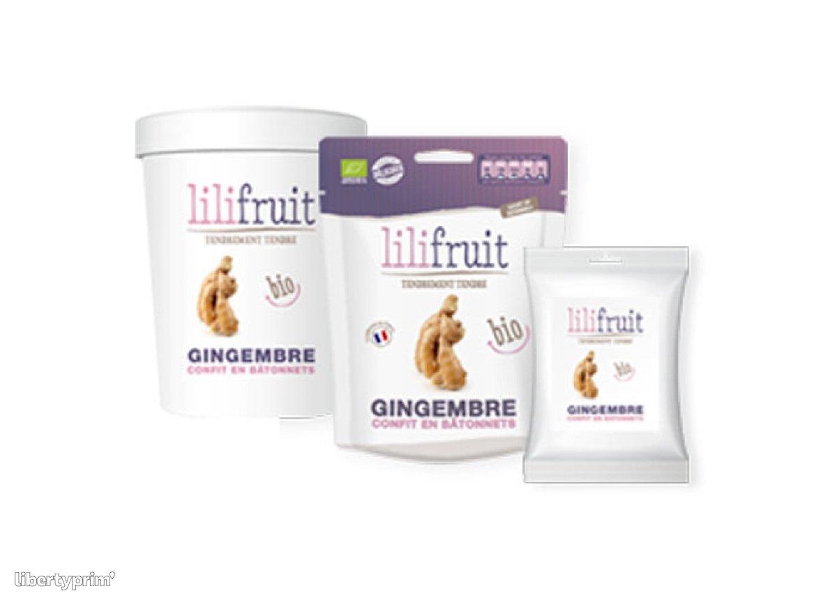Dried Ginger China Distributor - FRUITGOURMET | Libertyprim