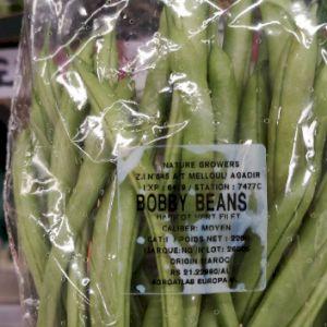 Green Bean Bobby