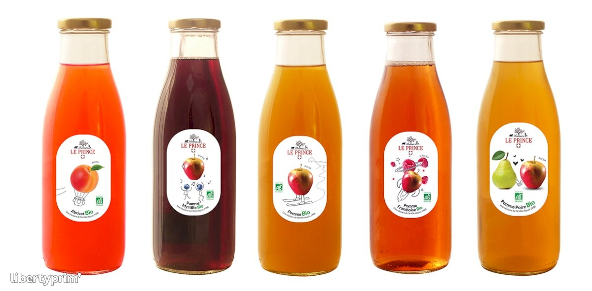 Multi Fruit Juice France Conventional Grower - THOMAS-LE-PRINCE | Libertyprim