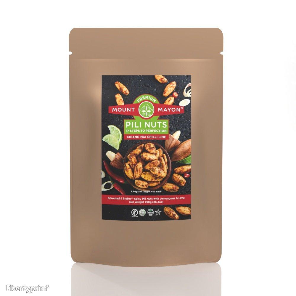 Pilinut Extra Philippines Organic Grower - MountMayon06   Libertyprim