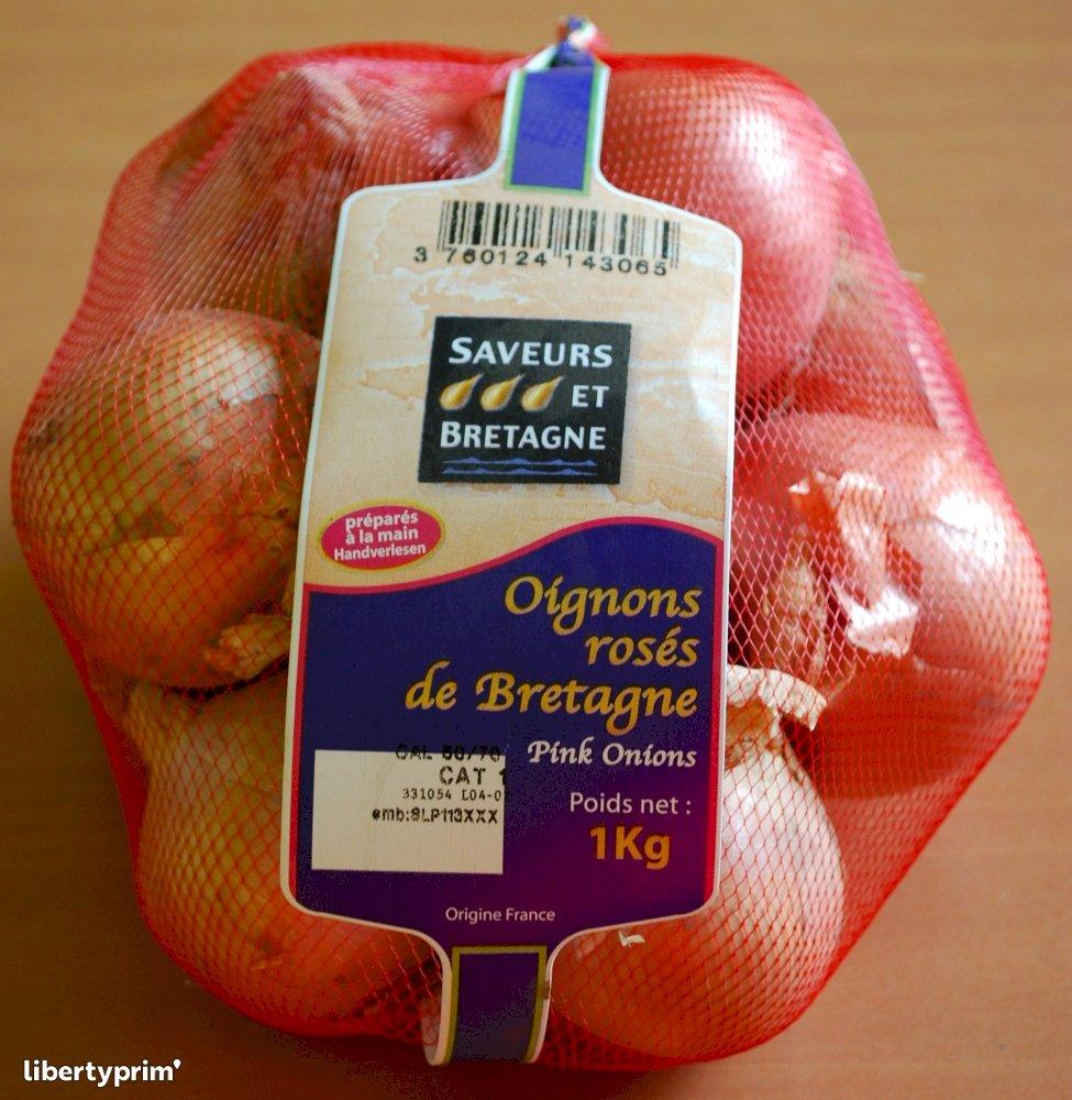 Onion Pink Class 1 France Conventional Grower - SDL | Libertyprim