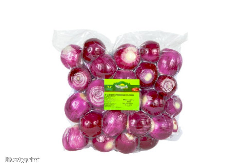 Onion Red Russia Conventional Grower - Naturovo | Libertyprim