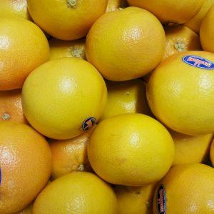 Grapefruit Star-Ruby