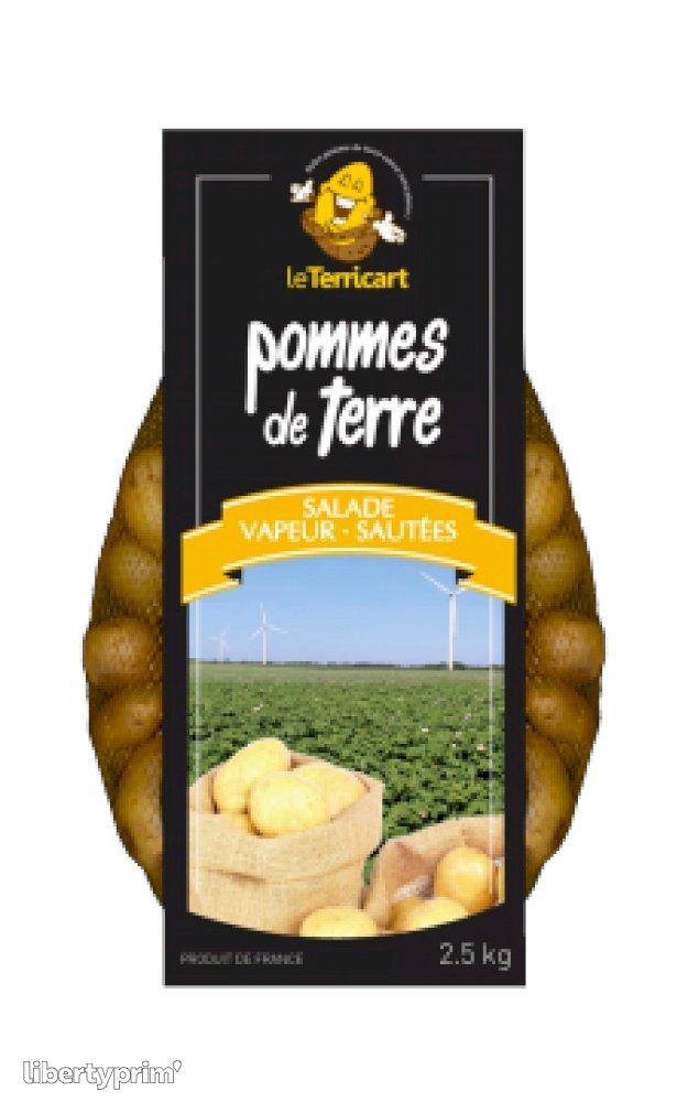 Potato Class 1 France Shipper - LE-TERRICART | Libertyprim