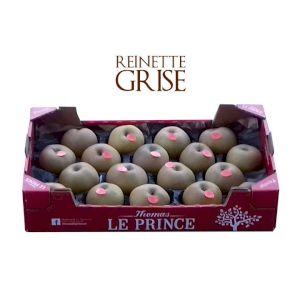 Pomme Reinette Canada Grise