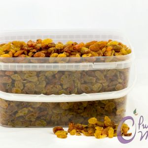 Dried Grapes Golden