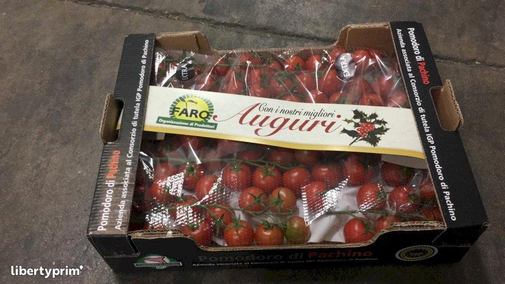 Tomato Cherry Grape Extra Italy Conventional Grower - Peruzzo | Libertyprim