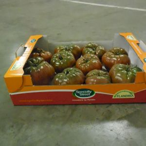Tomato Ribbed