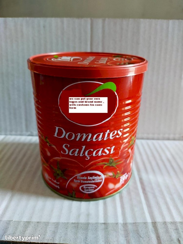 Tomato Puree Class 1 Turkey IQF Supplier - Karakas Agricultural and Canning Co. Ltd. | Libertyprim