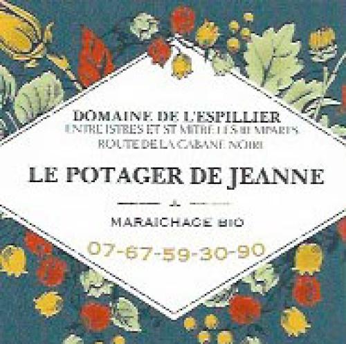 Le Potager de Jeanne
