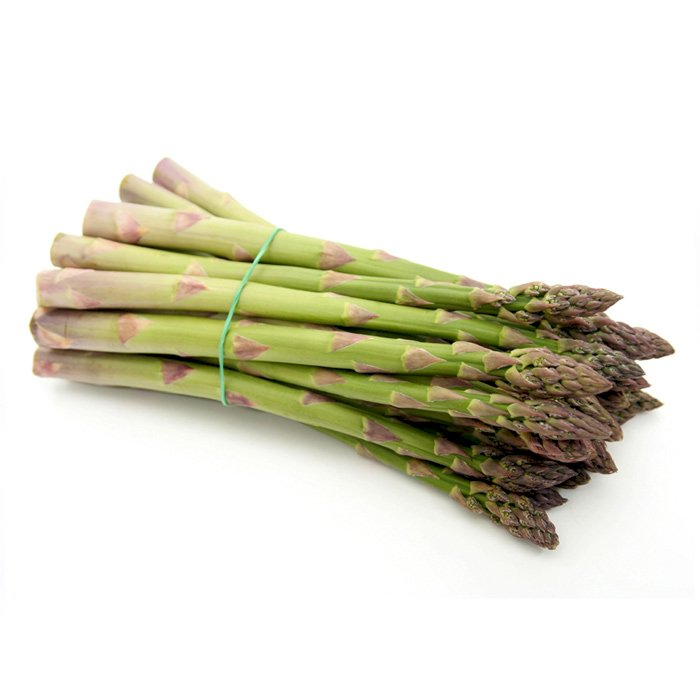 Asparagus Green Purple