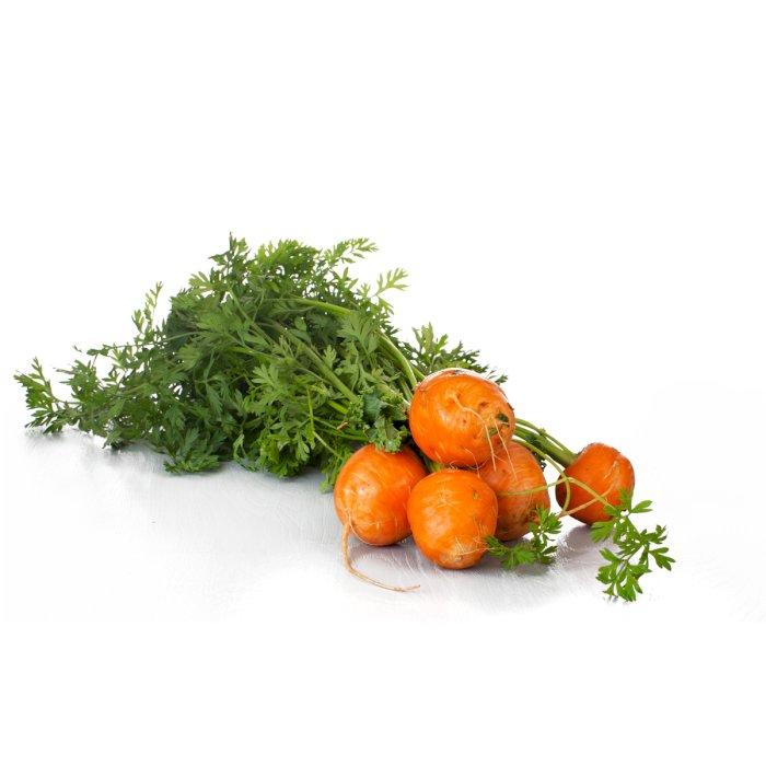 Carrot Round