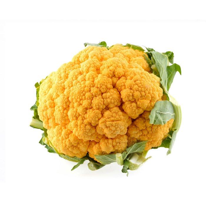 Cabbage Orange Cauliflower