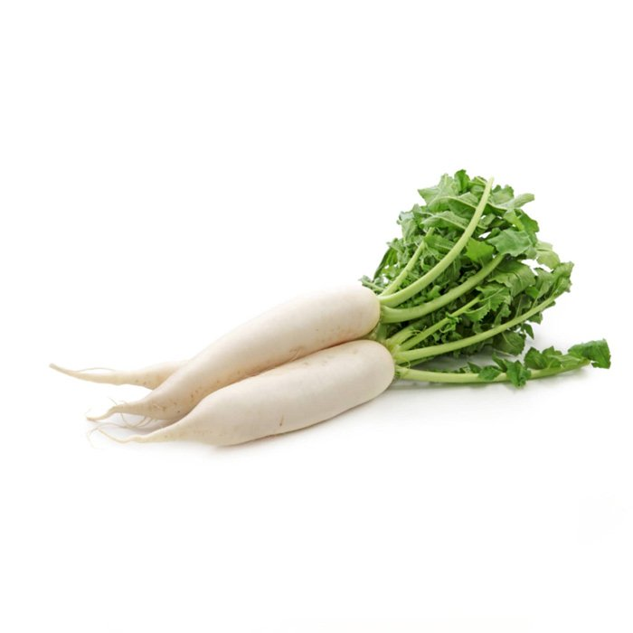 Turnip Long White