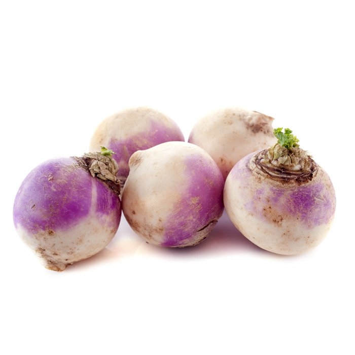 Turnip Round Purple